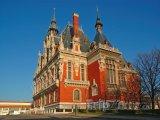 Calais, budova radnice