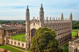 Cambridge, King`s College