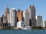 Detroit, finanční xcentrum města