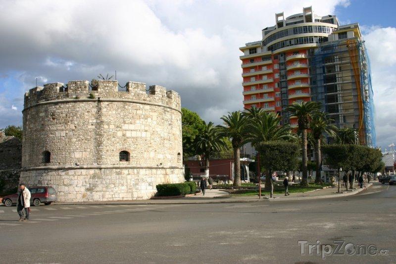 Fotka, Foto Durrës, benátská pevnost (Albánie)