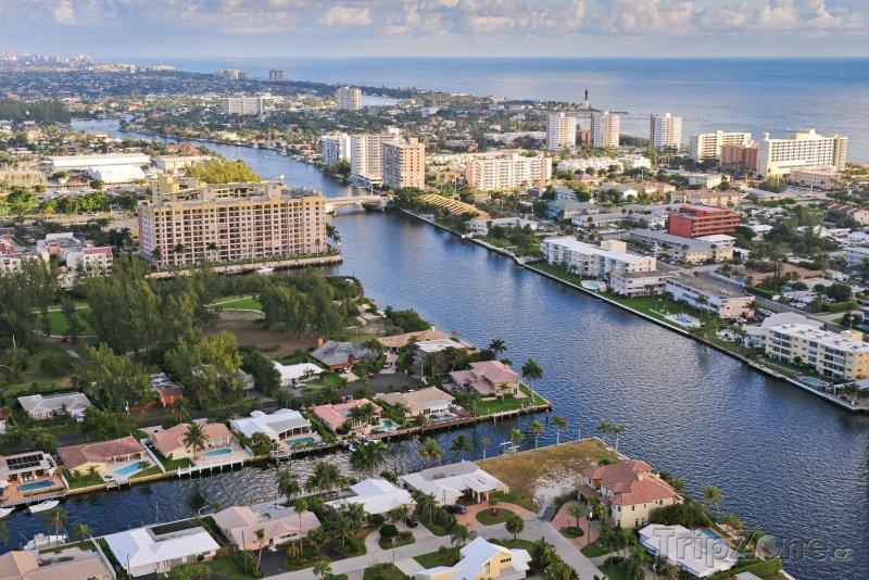 Fotka, Foto Fort Lauderdale, panorama (USA)