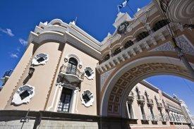 Guatemala, budova Národní pošty