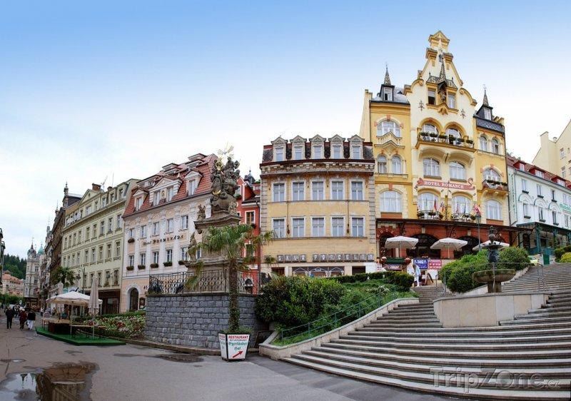 Fotka, Foto Hotel Romance (Karlovy Vary, Česká republika)