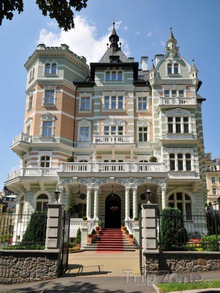 Fotka, Foto Hotel Savoy Luxury Spa (Karlovy Vary, Česká republika)