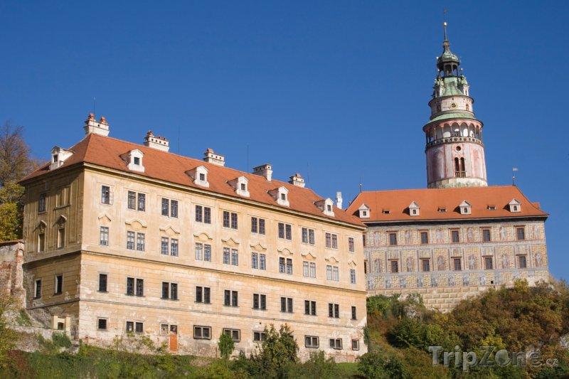 Fotka, Foto Hrad a zámek Český Krumlov (Česká republika)
