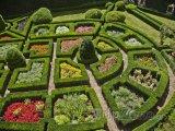 Hrad Pieskowa Skala, letní zahrada