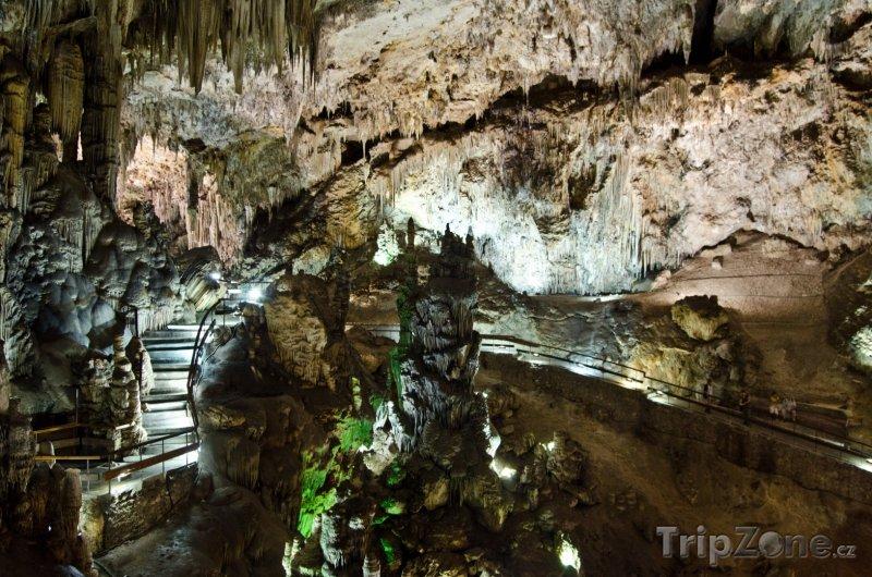 Fotka, Foto Jeskyně Nerja (Málaga, Španělsko)