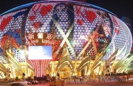 Kasino Grand Lisboa v Macau