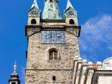 Klatovy, Černá věž u radnice