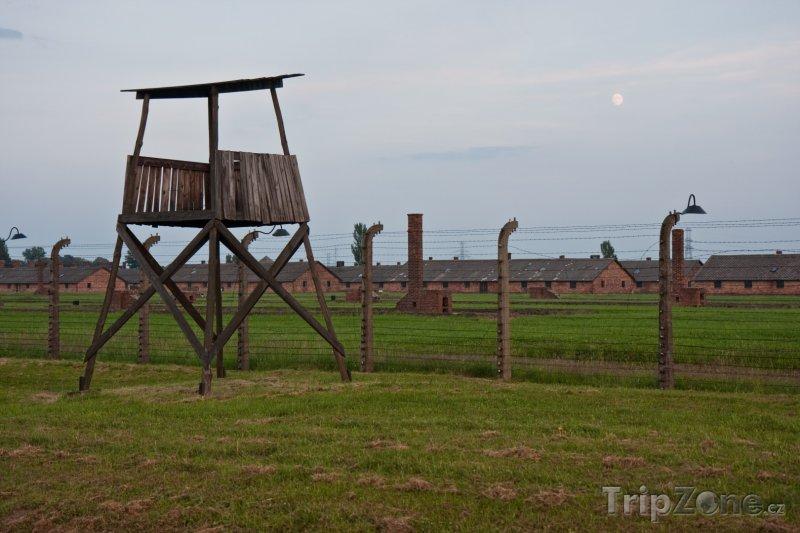 Fotka, Foto Koncentrační tábor Auschwitz-Birkenau (Krakov, Polsko)