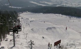 Kubínská hol'a, snowpark