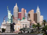 Las Vegas, hotel a casino New York