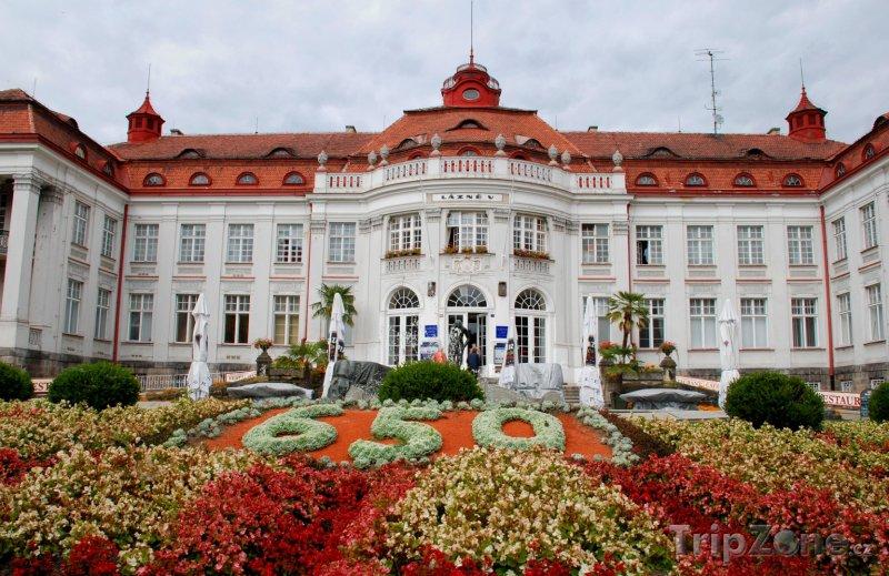 Fotka, Foto Lázně V (původně Alžbětiny) (Karlovy Vary, Česká republika)