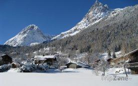 Le Domaine de Balme, vrcholek Vallorcine
