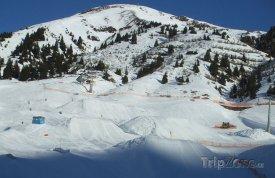 Lyžařská oblast Zillertal 3000