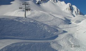 Lyžařské středisko Airolo, lanovka