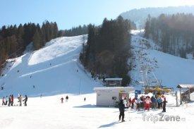 Lyžařské středisko Kranjska Gora