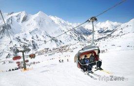 Lyžařské středisko Obertauern