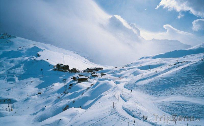 Fotka, Foto Lyžařský rezort Grindelwald-First