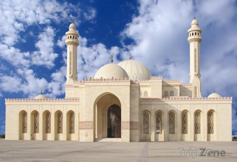 Fotka, Foto Manáma, mešita Al-Fatih (Bahrajn)
