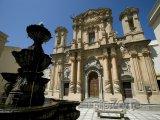 Marsala, kostel Chiesa del Purgatorio