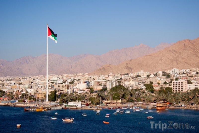 Fotka, Foto Město Akaba (Jordánsko)