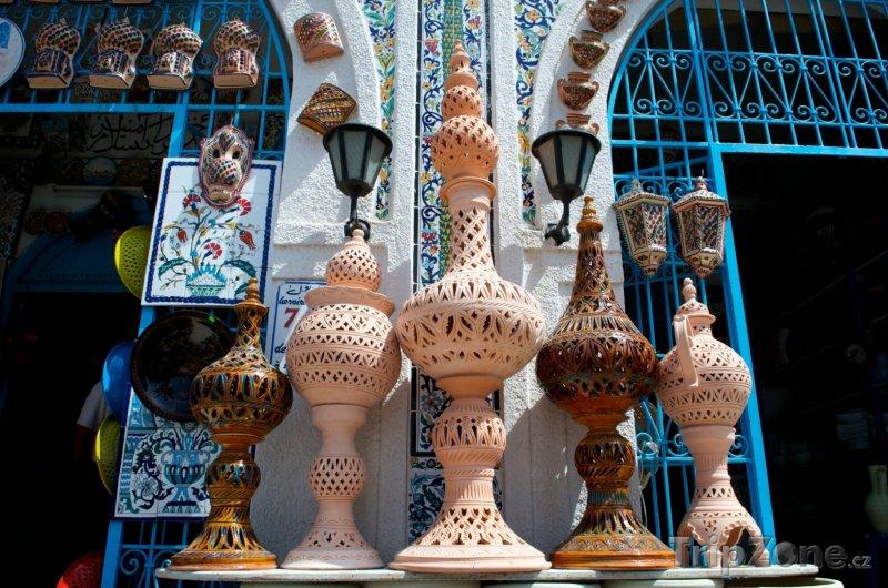 Fotka, Foto Nabeul, tržiště (Tunisko)