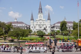 New Orleans, Jackson Square