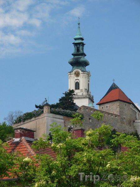 Fotka, Foto Nitra, Nitranský hrad (Slovensko)