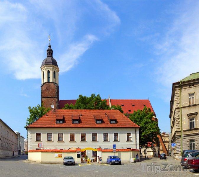 Fotka, Foto Opava, Konkatedrála Nanebevzetí Panny Marie (Česká republika)