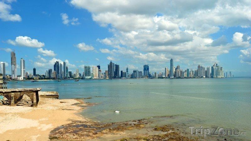 Fotka, Foto Panama City panorama (Panama)