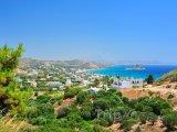 Pohled na letovisko Kefalos