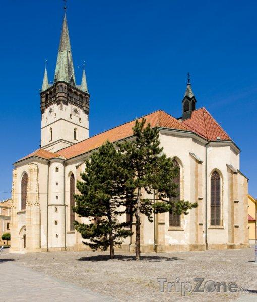 Fotka, Foto Prešov, Konkatedrála svatého Mikuláše (Slovensko)