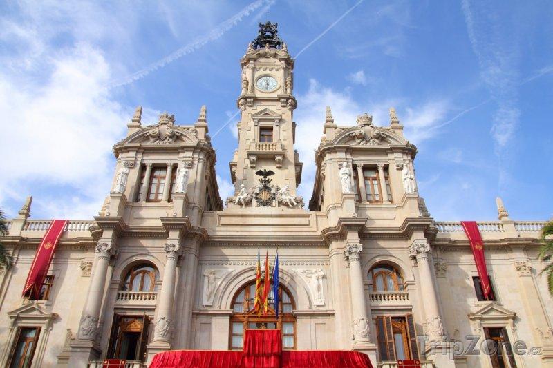 Fotka, Foto Radnice (Valencie, Španělsko)