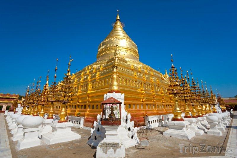 Fotka, Foto Rangún, Šweitigoumská pagoda (Barma)