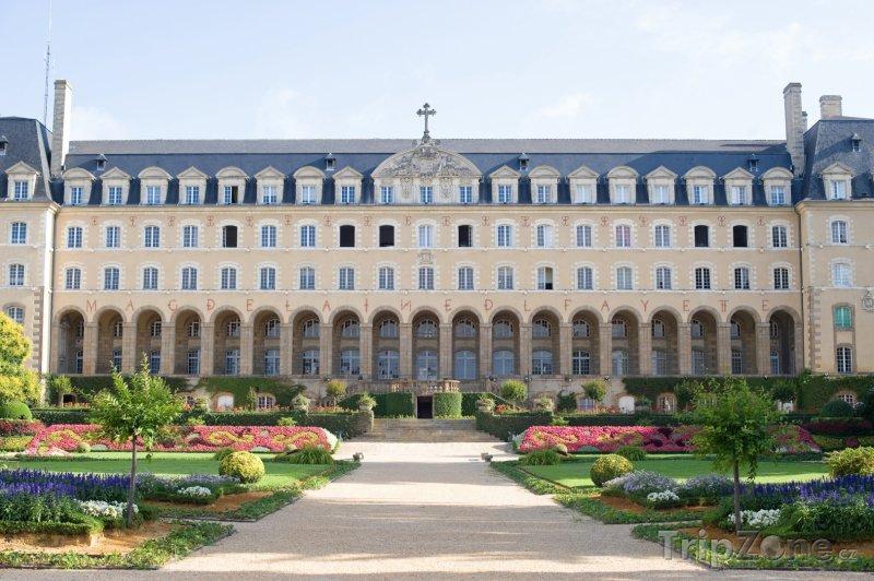 Fotka, Foto Rennes, Palais Saint-Georges (Francie)