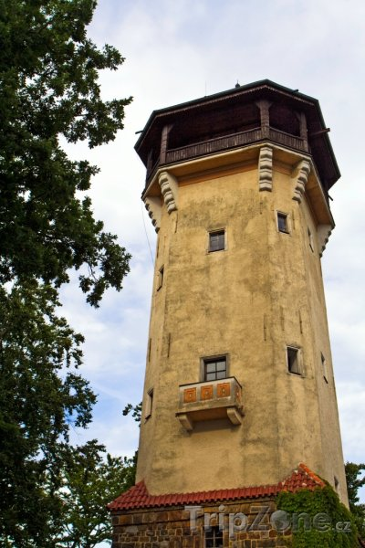 Fotka, Foto Rozhledna Diana (Karlovy Vary, Česká republika)