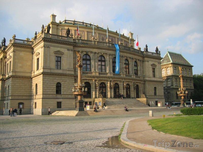 Fotka, Foto Rudolfinum (Praha, Česká republika)