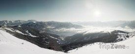 Schmittenhöhe panorama