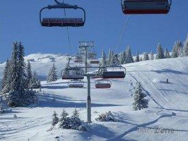 Ski areál Jahorina, lanovka