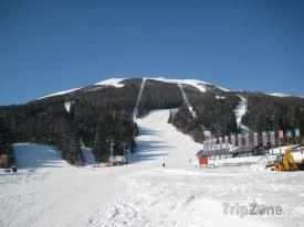 Skiareál Bjelašnica