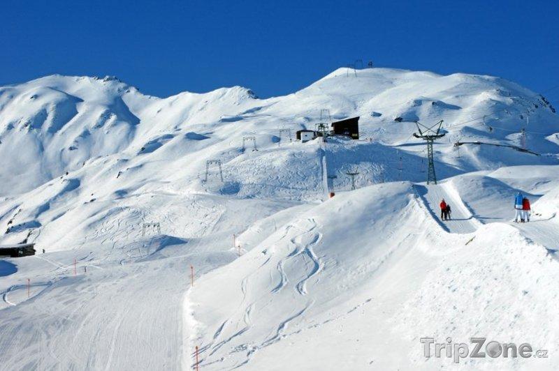 Fotka, Foto Skiareál Davos-Klosters