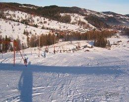 Skiareál Zawoja