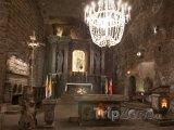 Solný důl Wieliczka, oltář