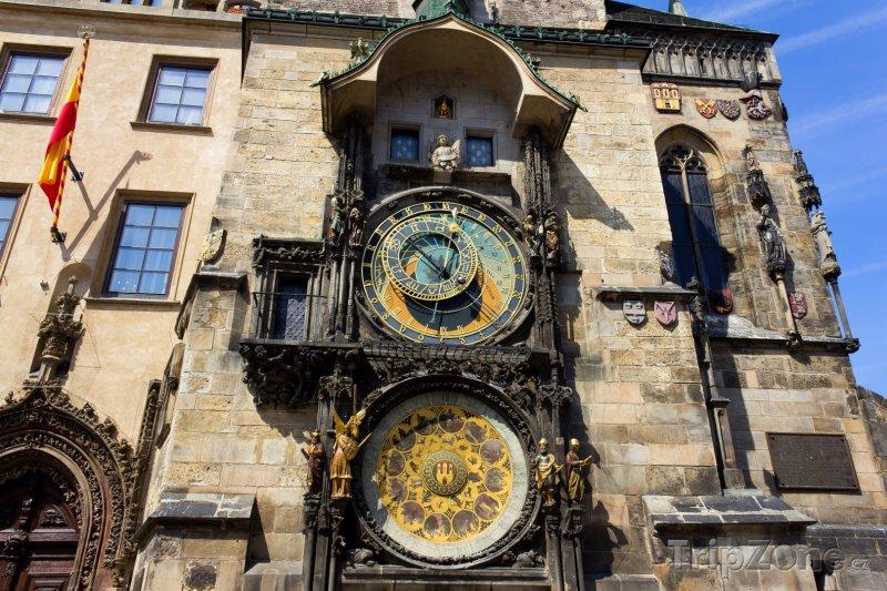 Fotka, Foto Staroměstský orloj (Praha, Česká republika)