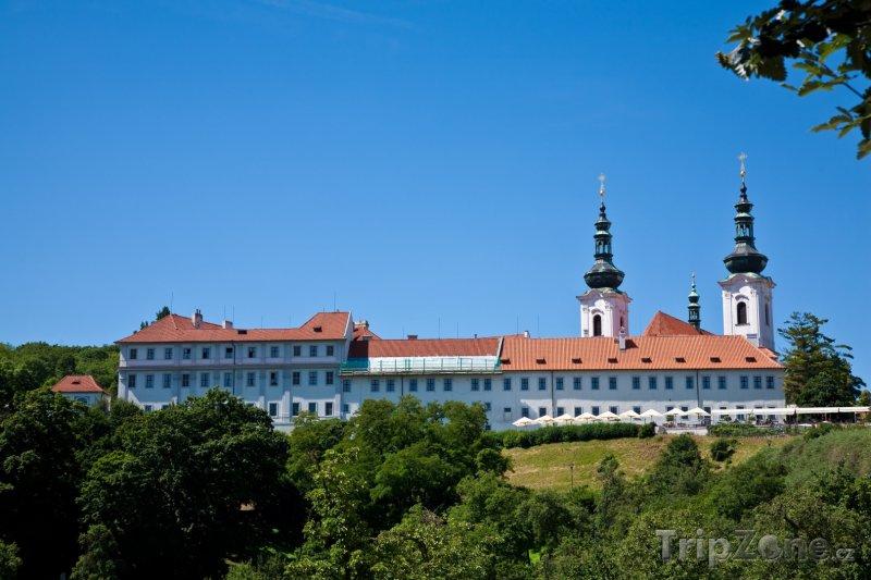 Fotka, Foto Strahovský klášter (Praha, Česká republika)