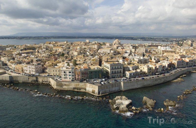 Fotka, Foto Syrakusy panorama (Itálie)