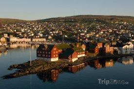 Tórshavn panorama