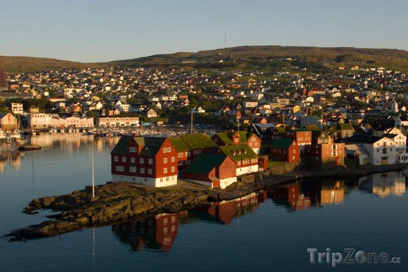 Fotka, Foto Tórshavn panorama