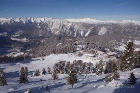 Tyrolské údolí Ötztal